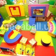 Modular soft room