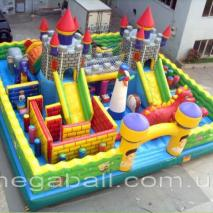 Inflatable Trampoline complexes