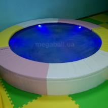 Water trampolines