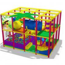 Детские лабиринты от 35 до 50 м.кв