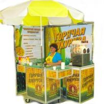 Горячая кукуруза