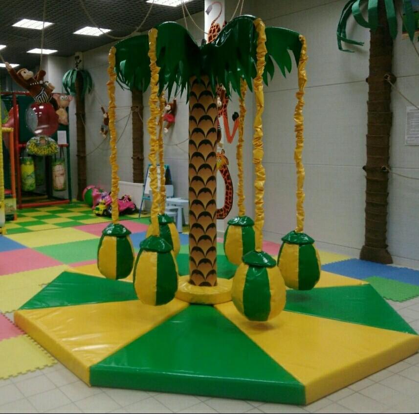 Детские игровые площадки для помещений купить